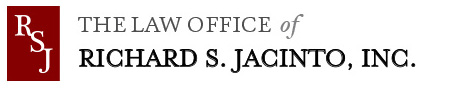 Law Offices of Richard Jacinto